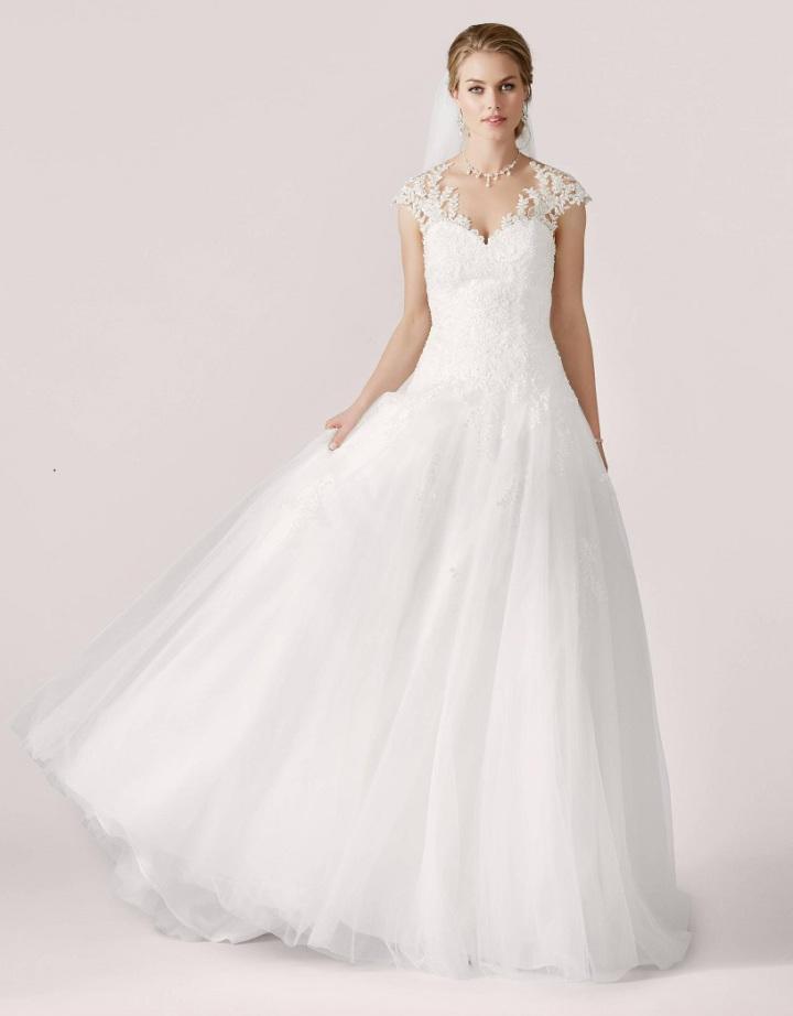 release date: e39ea a3a04 Dress Brautkleider & Brautaccessoires Anita Eble zw ...